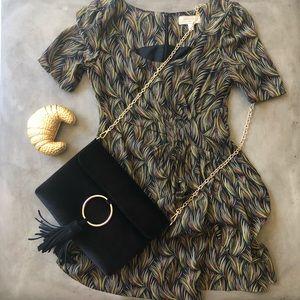 ANTHROPOLOGIE Silk Dress